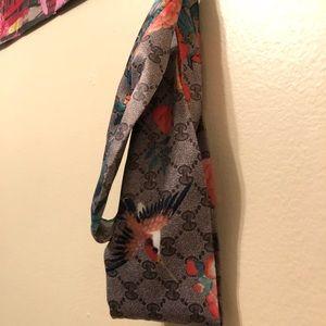 1b7bde9590e Gucci Accessories - Gucci Tian Silk Headband